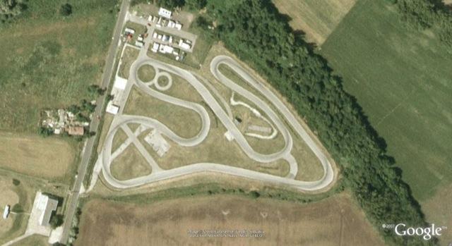 Dunajska Streda Kart Track