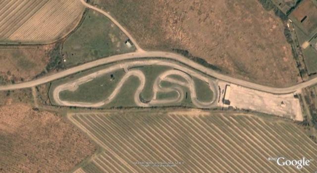 Pezinok Kart Track