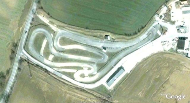 Trebatice Kart Track