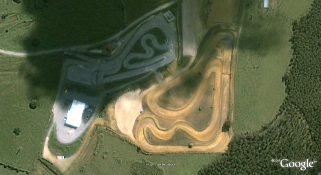 La Roca Kart Track