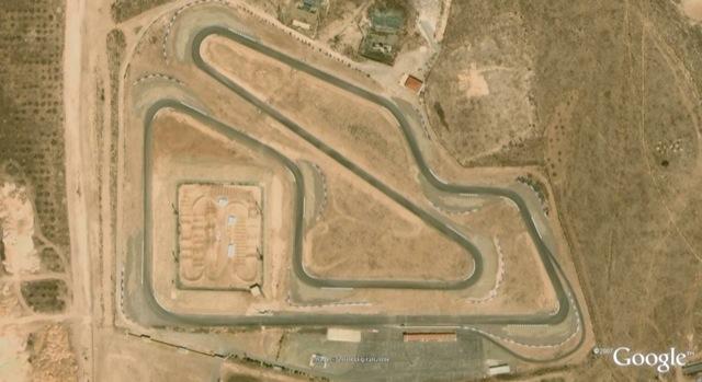 Circuito La Torrica