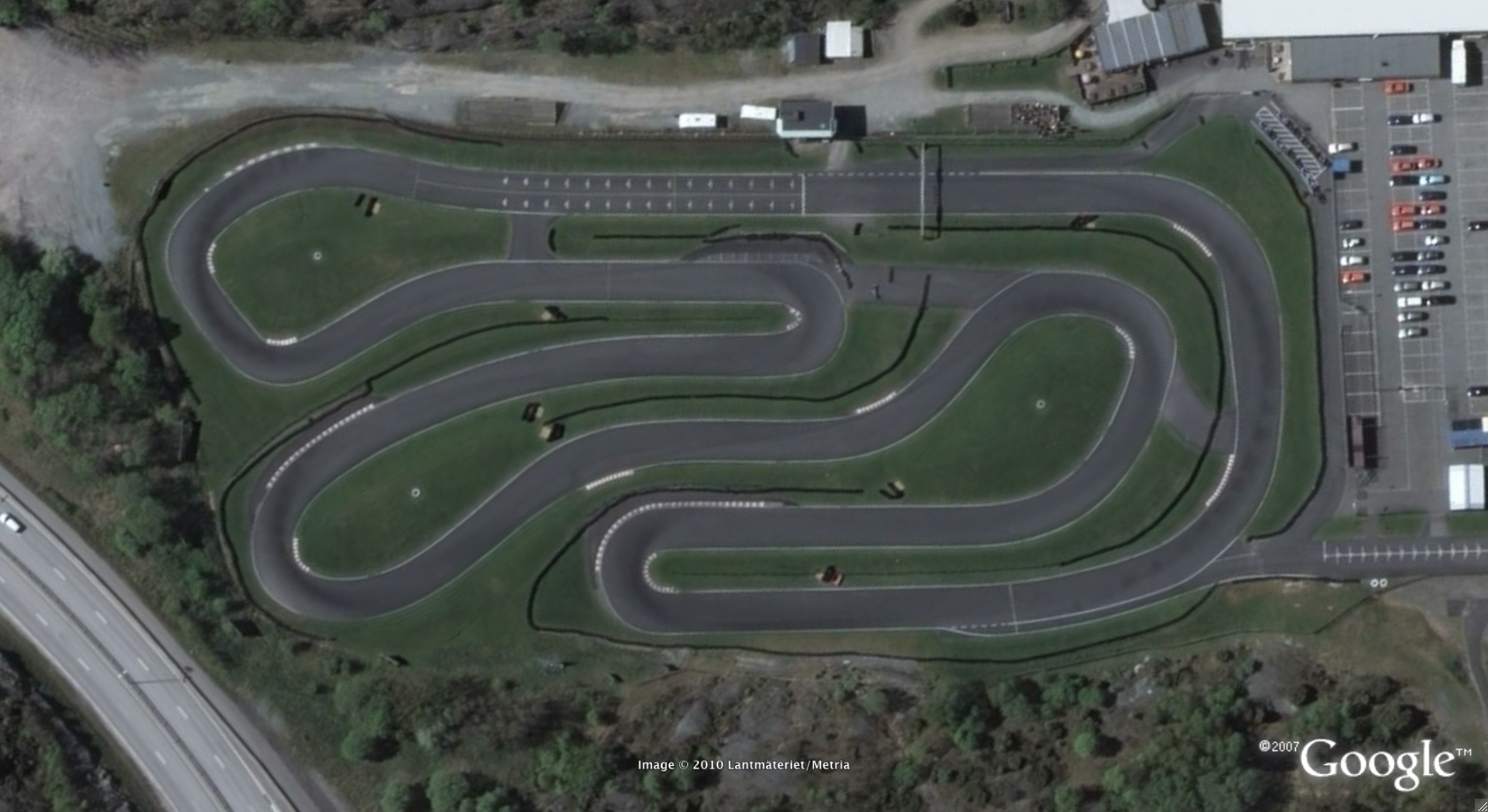 Goteborg Kart Track