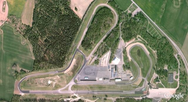Mantorp Park Circuit