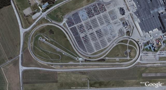 Trollhsttan (Saab) Test Facility