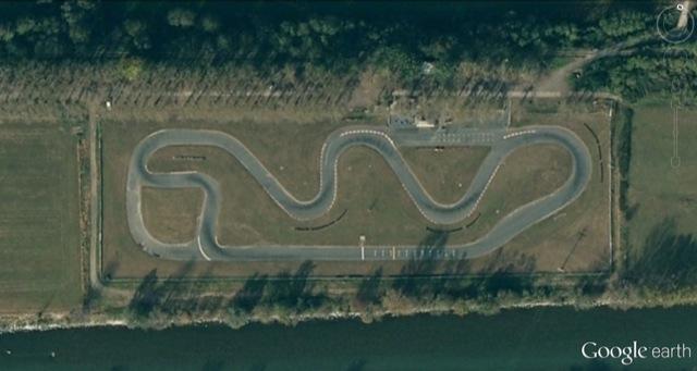 Magadino Kart Track