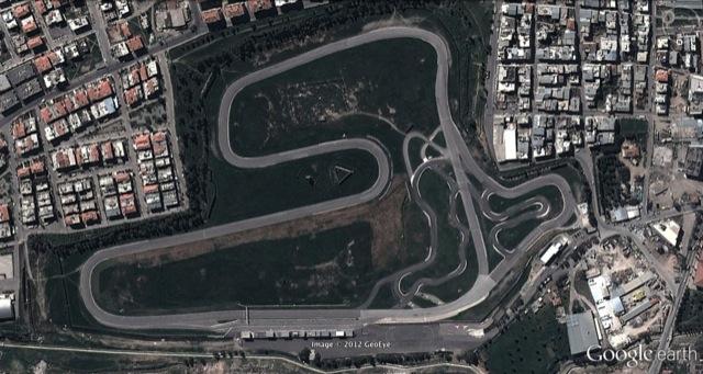 Izmir Pinarbas Circuit