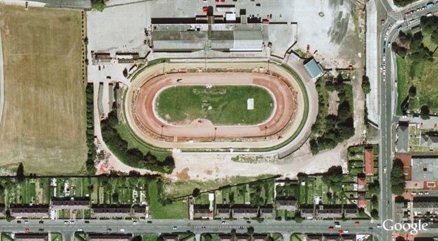 Belle Vue Motor Speedway