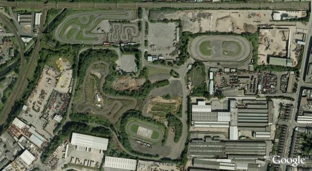 Birmingham Wheels Raceway