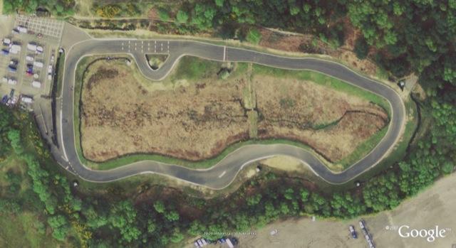 Blackbushe Kart Track
