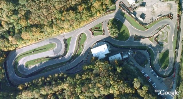 Buckmore Park Kart Track