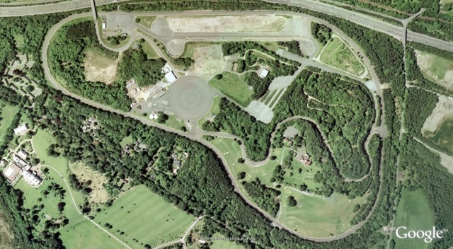 Cobham Longcross Test Facility