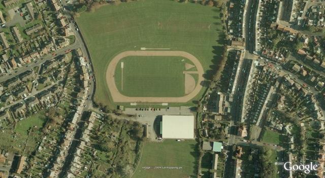 Cuckoo Raceway