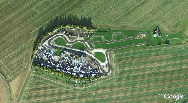 Kimbolton Kart Track