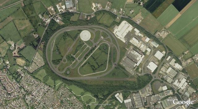 Leyland Test Facility