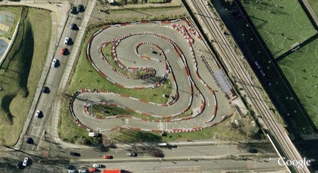 London Revolution Kart Track