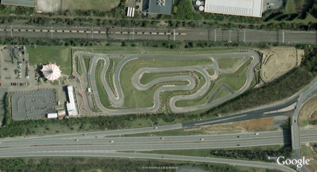 Milton Keynes Kart Track