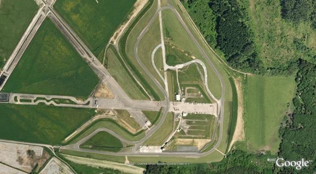 Pembrey Circuit