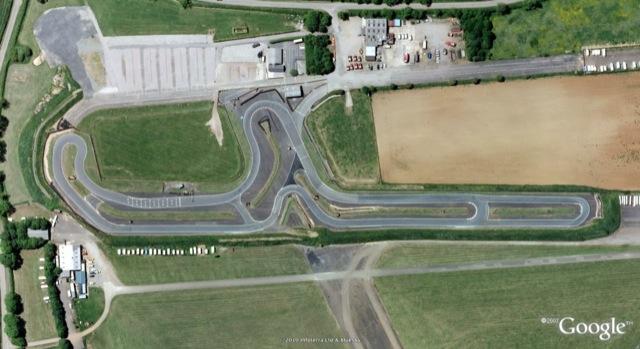 Shenington Kart Track