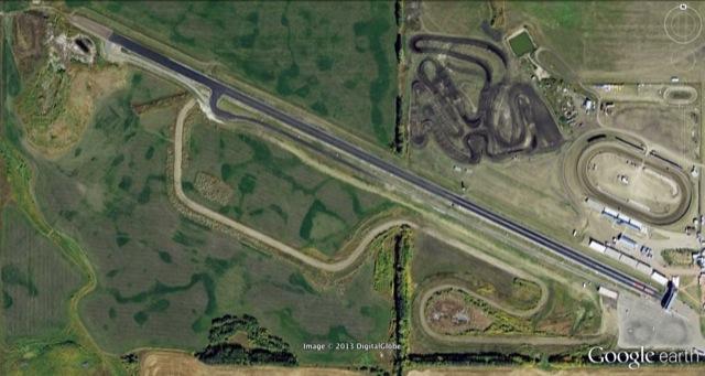 Edmonton Castrol Raceway