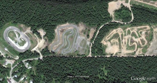 Gold Pan Speedway