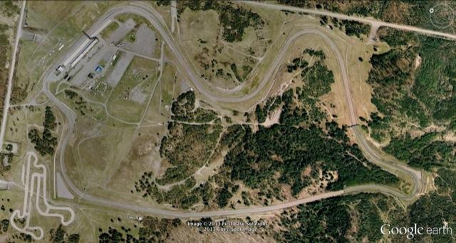 Mosport Park Circuit