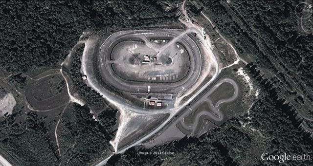 Prince George Speedway