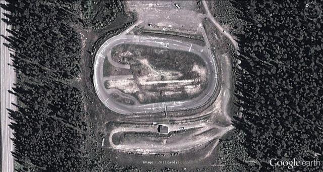 Thunder Mountain Raceway (Kelowna)