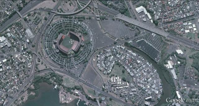 Aloha Stadium Circuit