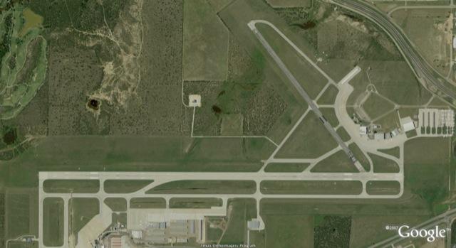 Abilene Municipal Airport Circuit