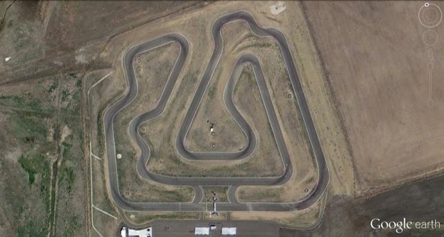 Centennial Airport Kart Track
