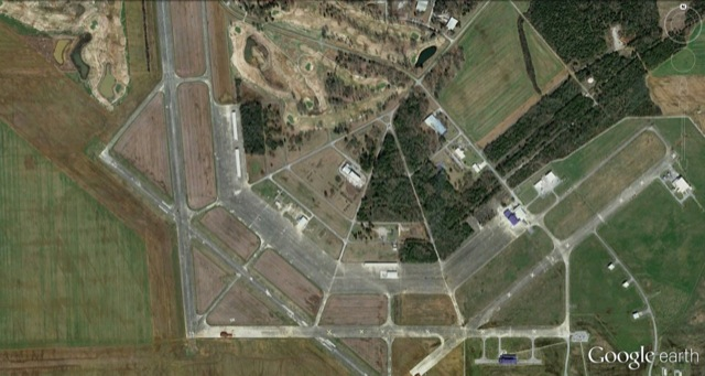 Courtland Airbase Circuit