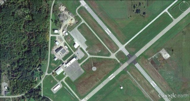 Dunkirk Municipal Airport Circuit