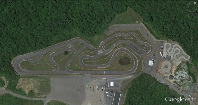 F1 Outdoors Kart Track
