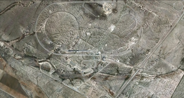 Fort Stockton (Bridgestone/Firestone) Proving Grounds
