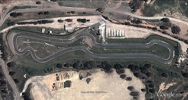 Canberra Kart Track