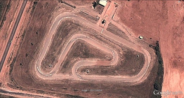 Exmouth Kart Track
