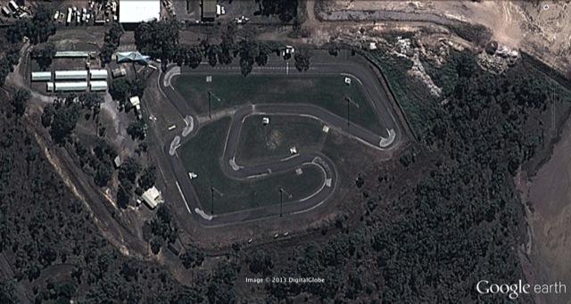 Gladstone Kart Track