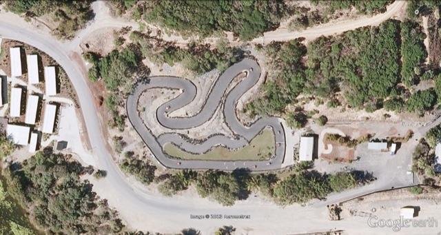Hamilton Island Resort Kart Track
