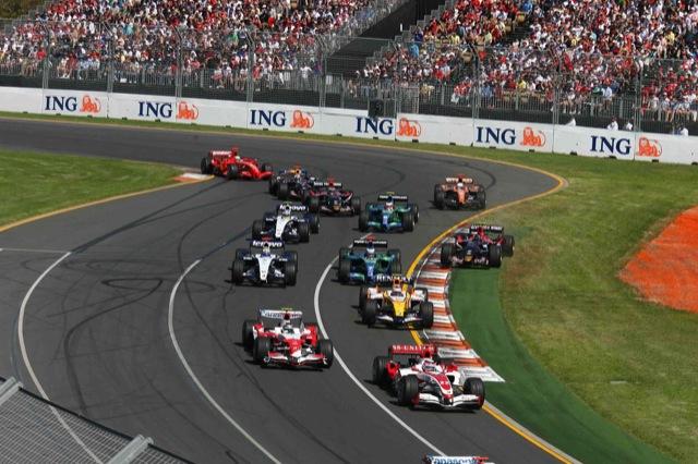 Albert-Park Circuit