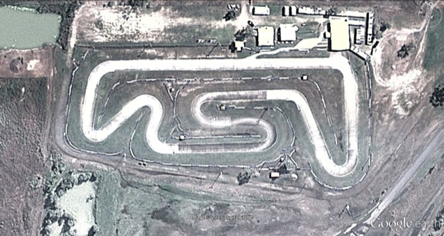 Mackay Kart Track
