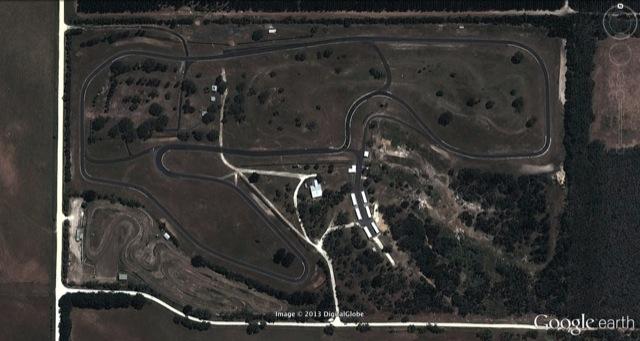 McNamara Park Circuit