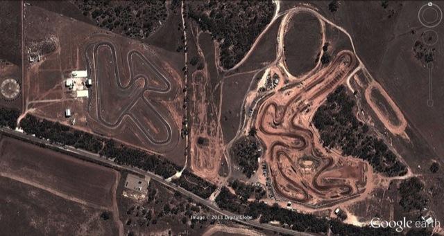 Monarto Kart Track
