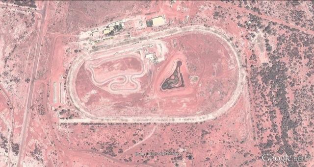 Newman Kart Track