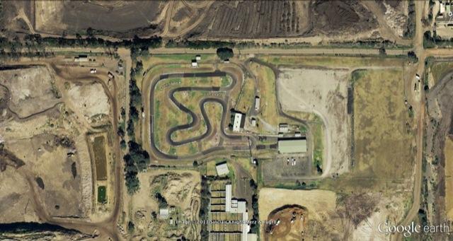 Oakleigh Kart Track