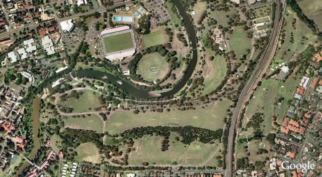Parramatta Park Circuit