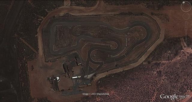 Port Hedland Kart Track