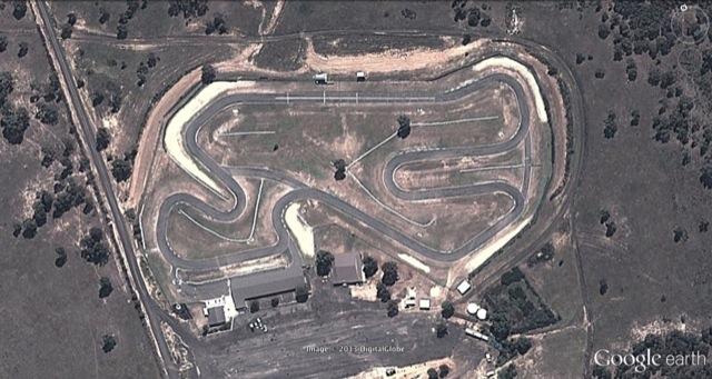 Puckapunyal Kart Track
