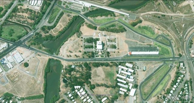 Townsville Reid Park Circuit