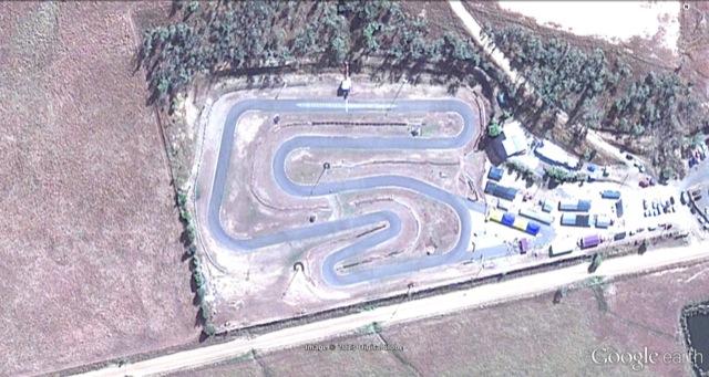 Rockhampton Kart Track
