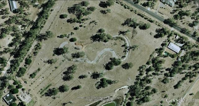 Samford Kart Track